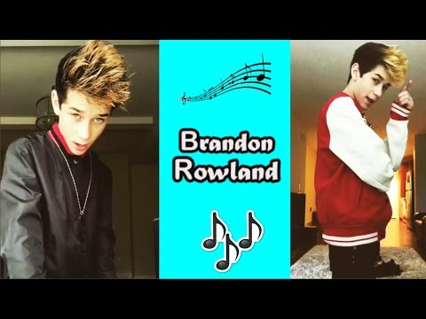 Brandon Rowland Musical.ly Compilation 2016 | brandonrowland Musically