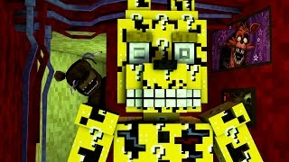 Minecraft | LUCKY BLOCK FIVE NIGHTS AT FREDDY'S BOSS CHALLENGE - Five Nights at Freddy's Challenge!