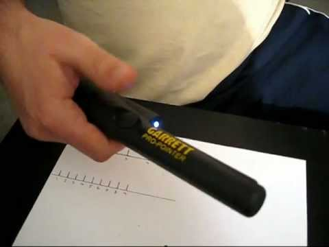Металлодетектор Garrett Pro Pointer, обзор и полезный совет.