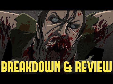 DEAD SPACE : DOWNFALL (2008) Movie Review by [SHM]