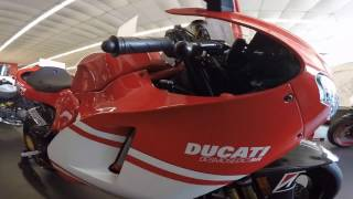 8. Ducati Desmosedici RR Spotted in the Wild