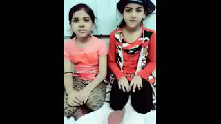 Download Lagu Sonu in Sindhi version with 2 lil grils :)  Funny girls Mp3