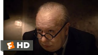 Nonton Darkest Hour (2017) - Subterfuge in the Bunker Scene (6/10) | Movieclips Film Subtitle Indonesia Streaming Movie Download