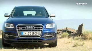 Audi SQ5 TDI - creat pentru performanta