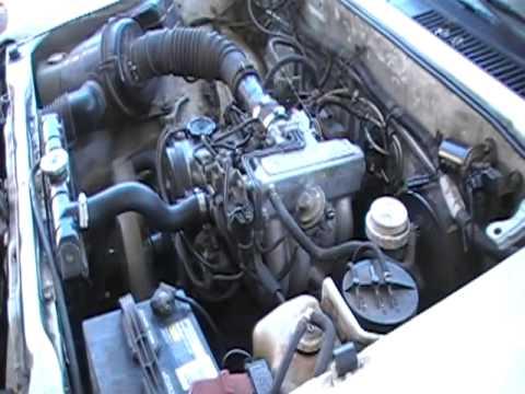 Daves Mitsubishi Mighty Max