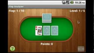 Flop Analyzer Free: Poker Game YouTube video