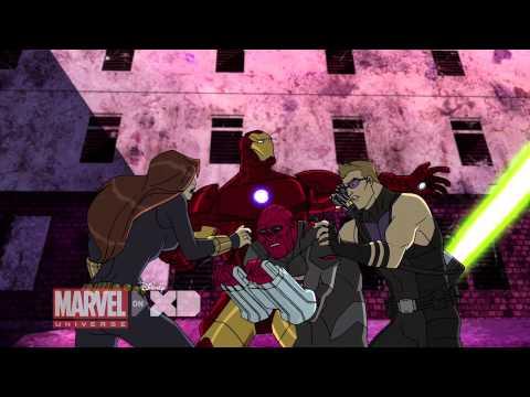 Marvel's Avengers Assemble 2.01 (Clip 2)