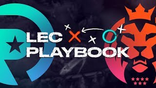 LEC Playbook - How MAD Lions snowball and shut down enemy carries by League of Legends Esports