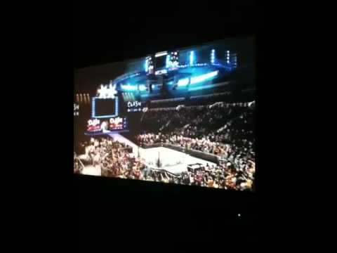 WWE 12: Clash of the Champions Intro
