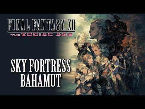 FFXII: The Zodiac Age OST Sky Fortress Bahamut