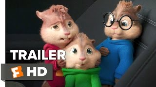 Nonton Alvin And The Chipmunks  The Road Chip Official Trailer  1  2015    Animated Movie Hd Film Subtitle Indonesia Streaming Movie Download
