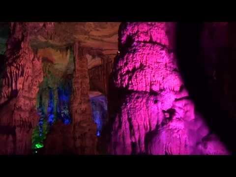 Caverna da Flauta de Bambu em Guilin