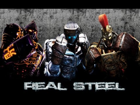 REAL STEEL BEST SCENES FIGHTING FULL HD 2012