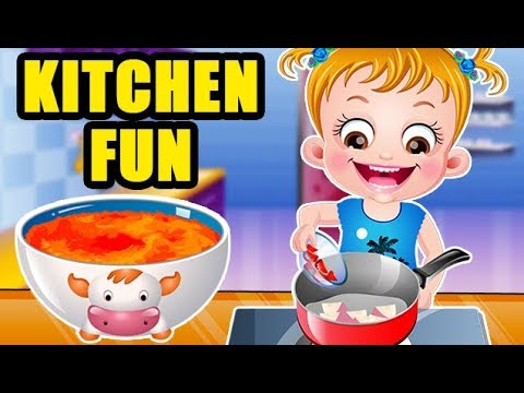 Baby Hazel Cooking Games For Girls | Cooking Recipes By Baby Hazel Games