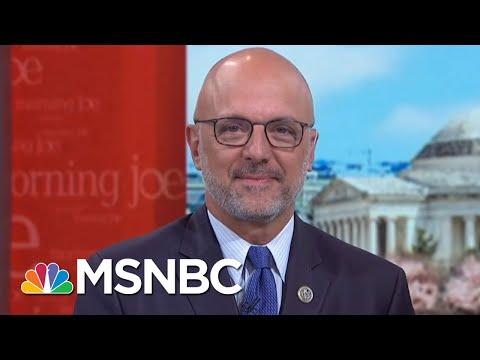 Congressman Ted Deutch GOP Was Tone-Deaf On Election Funds   Morning Joe   MSNBC (видео)