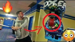 Video Winning The Arcade Punch Bag Jackpot! *New World Record* MP3, 3GP, MP4, WEBM, AVI, FLV Oktober 2018