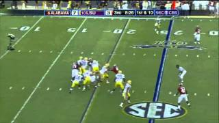 Rueben Randle vs Florida '11 and Alabama '10