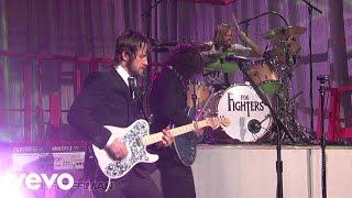 Foo Fighters - My Hero (Live on Letterman)