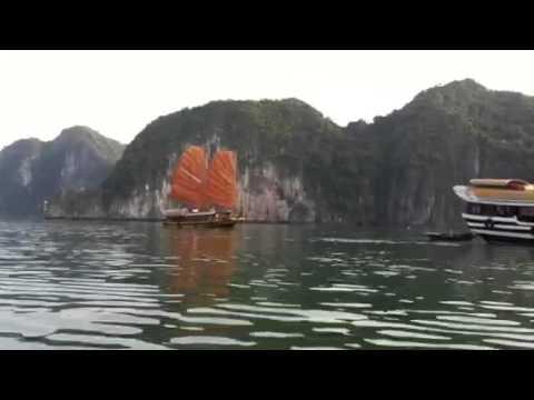 Catba Sailing Junk