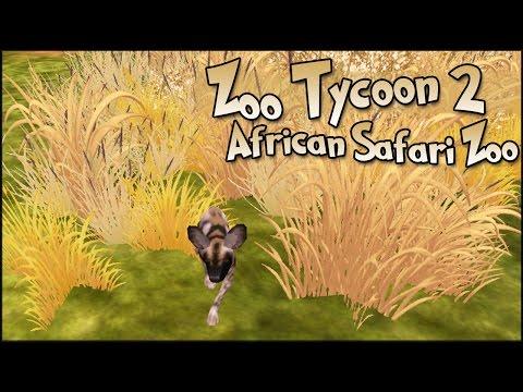 Zoo Tycoon 2 || African Wild Dog Puppies!! - Episode #9 || World Zoo Season 2