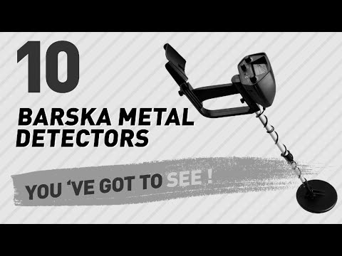 Barska Metal Detectors // New & Popular 2017
