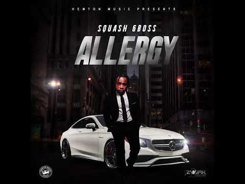 Squash - Allergy (Official Audio) November 2018