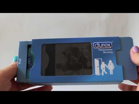 Durex new packaging