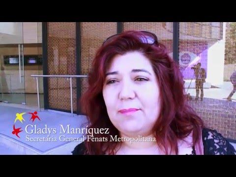La lucha de mujeres sindicalistas
