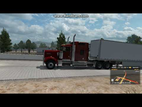Cat C15 Engines With Sounds For Kenworth W900 1.35