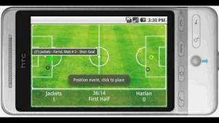 Mobile Soccer Coach 2 YouTube video