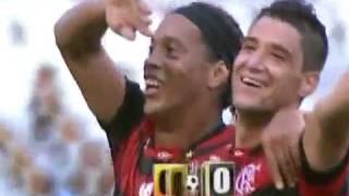 Os gols de Flamengo 5 x 1 Cruzeiro pela 33º rodada do Brasileirão 2011 06/11/2011