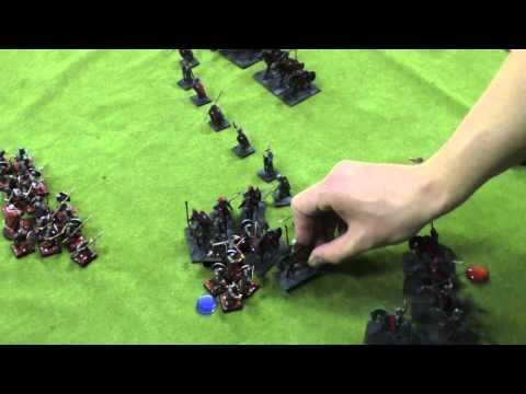 Играем в САГУ и объясняем правила: Викинги против Норманнов