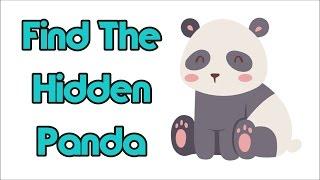 Video No One Will Find The Hidden Panda In Under 10 Seconds! MP3, 3GP, MP4, WEBM, AVI, FLV Desember 2017