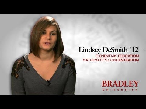 Teacher Education - Lindsey  's Story