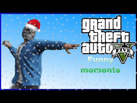 GTA V: Funny moments Sans, let's be cops, snowball fights, and more!!