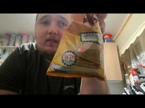 Taste Test: Walkers Cheese Toastie & Worcester Sauce Crisps