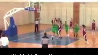 Alysha Harvin Pro Highlights