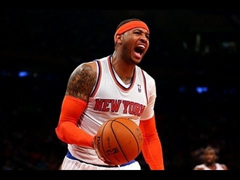 ingame - Carmelo Anthony scored a game-high 28 points to lead the Knicks over the Pacers in game 5. Visit nba.com/video for more highlights. About the NBA: The NBA is...