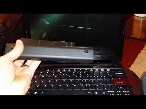 R3DLIN3S - Netbook Power Issue - Acer One 772 Acer One 772 Netbook Power Issue Wont charge battery, power cord not working. once unplugged and running on the battery it...