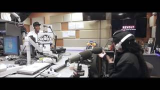 Damian Marley Interview with DJ Norie Part 1
