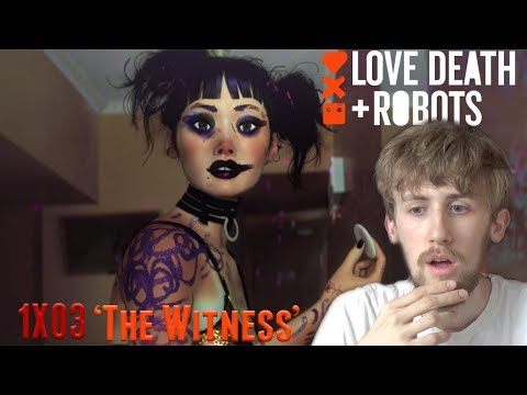 Love, Death + Robots Season 1 Episode 3 - 'The Witness' Reaction