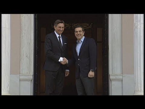 Αλ. Τσίπρας: Η Ελλάδα αναλαμβάνει σημαντικές πρωτοβουλίες συνεργασίας στα Βαλκάνια