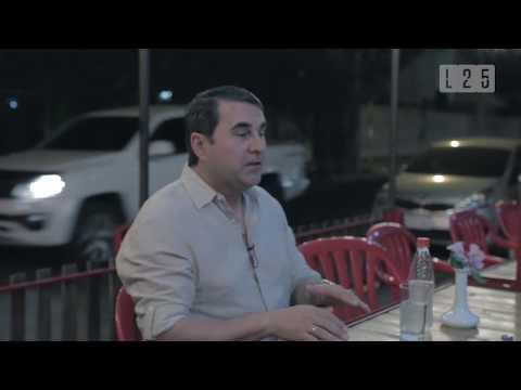 #Latitud25 - Lomitos y Leyendas, Federico Franco
