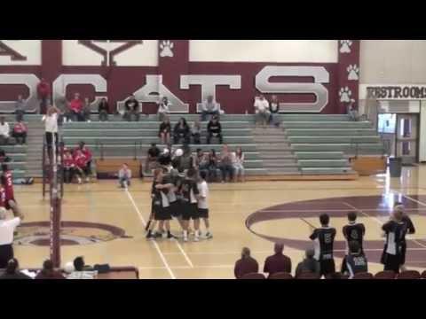 2011 Varsity Volleyball