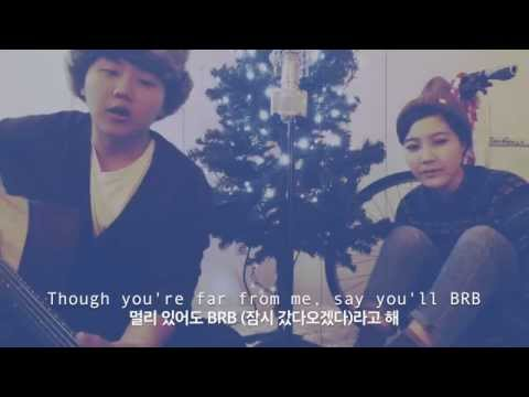 Straight No Chaser featuring Kristen Bell - Text Me Merry Christmas (HAYOO 하유 cover)