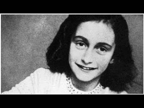Des réflexions sur le sexe dans le journal intime d'Anne Frank