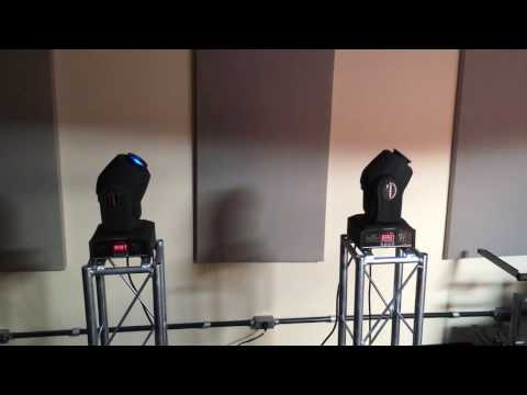 Mini Moving Head Spot 20w