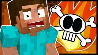 10 Ways To Die In Minecraft!