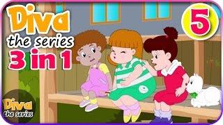 Video Seri Diva 3 in 1   Kompilasi 3 Episode ~ Bagian 5   Diva The Series Official MP3, 3GP, MP4, WEBM, AVI, FLV September 2018