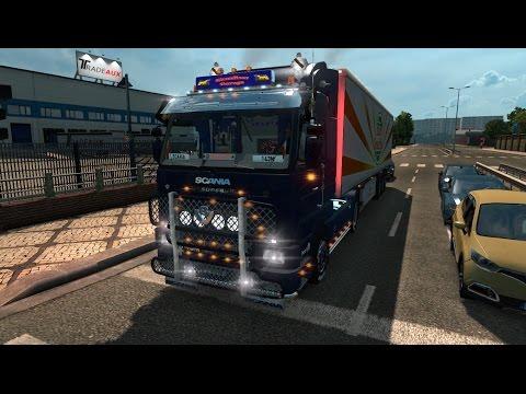 Scania 143m edit by Ekualizer v4.0